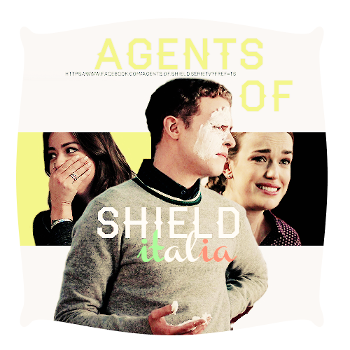 Agents of SHIELD ITALIA