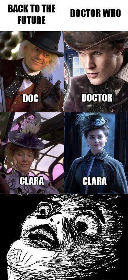Doctor Who Ritorno Al Futuro