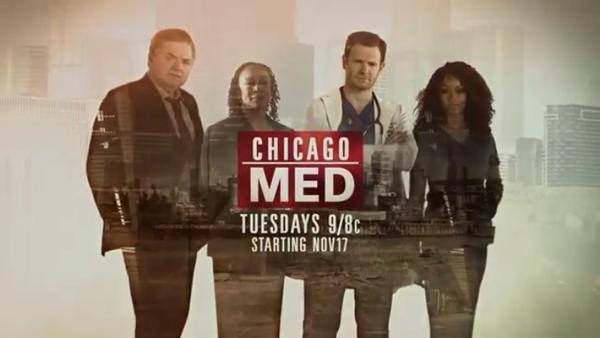 Chicago Med Italia