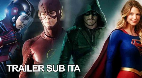 I Supereroi della The CW: Trailer Esteso