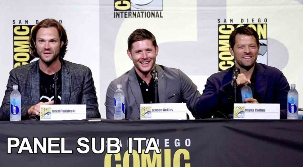 San Diego Comic Con 2016: Panel di Supernatural