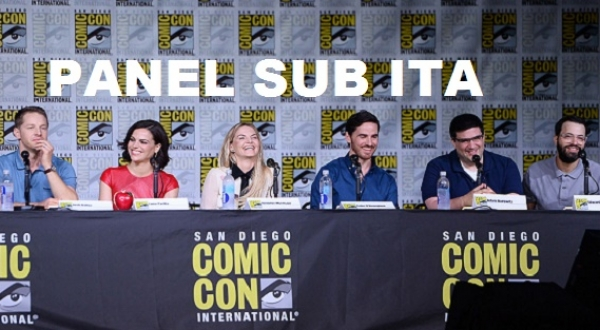 San Diego Comic Con 2016: Panel di Once Upon A Time
