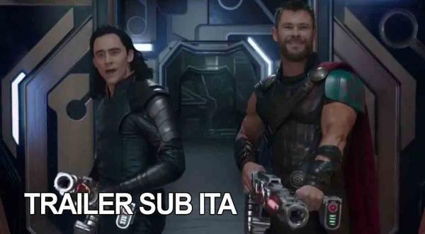 Trailer di Thor: Ragnarok (Comic-Con)