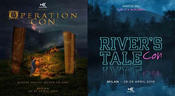 Quattro giornate insieme agli attori di Riverdale e Once Upon a Time!